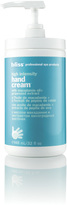 Bliss High Intensity Hand Cream Pro Size