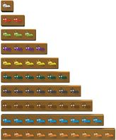 Learning Resources Cuisenaire Jr. Ants on a Log Set