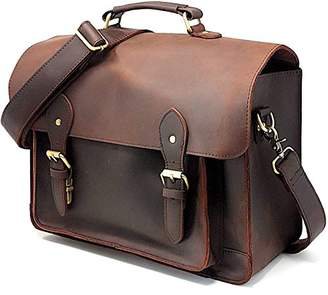 Touch of Leather DSLR Camera Bag