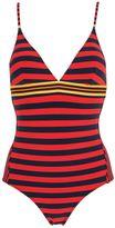 Stella McCartney Stripe Lycra One Piece Swimsuit