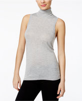 GUESS Annalise Sleeveless Turtleneck Sweater