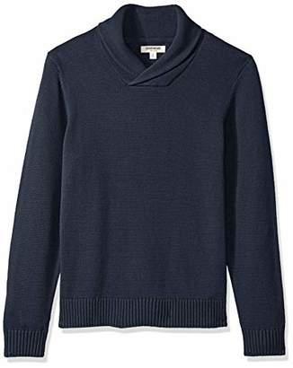 Goodthreads Amazon Brand Men's Soft Cotton Shawl Sweater