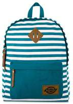 Dickies Classic Canvas Backpack - Harbor Blue Stripe