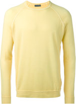 Drumohr round neck jumper - men - Merino - 50