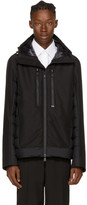 Moncler Black Down Bessans Jacket