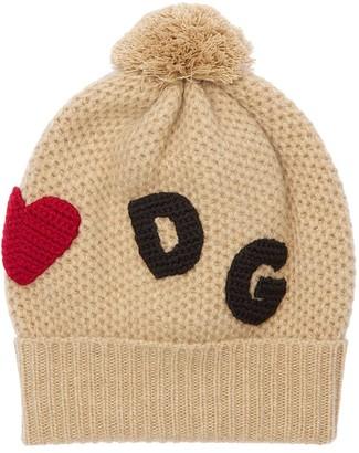 Dolce & Gabbana Wool & Cashmere Knit Hat