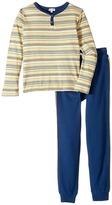 Splendid Littles Striped Henley Shirt and Pants Set Boy's Active Sets