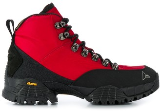 ROA lace-up hiking boots