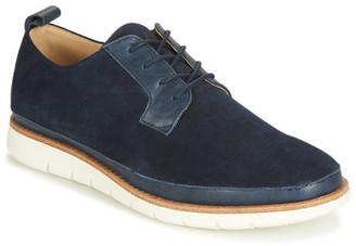 Schmoove ECHO-COOPER men's Casual Shoes in Blue