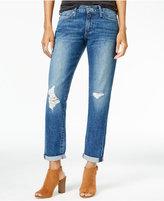 Lucky Brand Ripped Alamo Height Wash Boyfriend Jeans