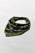 Urban Outfitters Floral Paisley Bandana