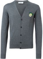 Ami Alexandre Mattiussi lemon patch cardigan