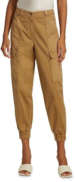 Thumbnail for your product : Cinq à Sept Kelly Skinny Cargo Pants