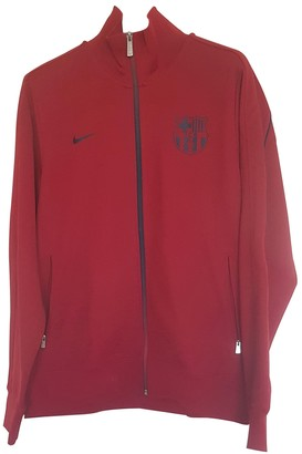Nike Red Jacket for Women