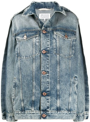Maison Margiela reconstructed denim jacket