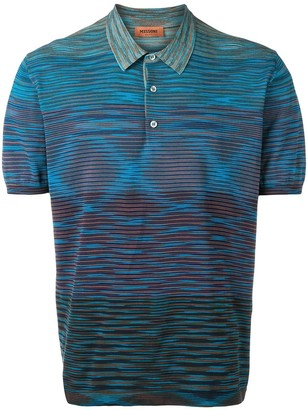Missoni Knitted Polo Shirt