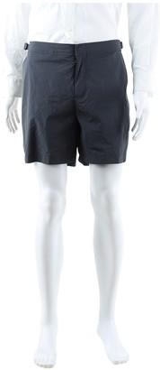 Orlebar Brown Navy Polyester Handbags