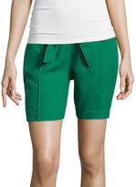 Liz Claiborne Pull-On Shorts