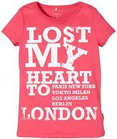 Name It Girl's T-Shirt - Pink -