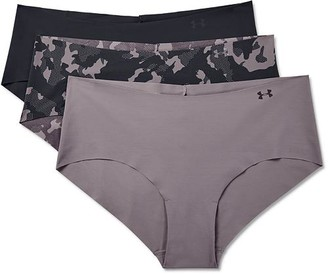 Under Armour Pure Stretch Print Hipster 3-Pack
