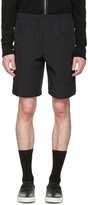 Tim Coppens Black Zipper Shorts