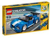 Lego Infant Boy's Creator 3-In-1 Turbo Track Racer - 31070
