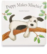 Jellycat Infant 'Puppy Makes Mischief' Board Book