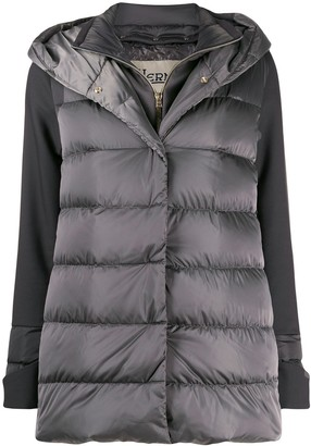 Herno Layered Down Jacket