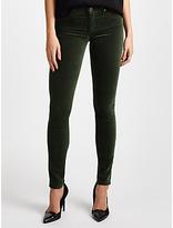 AG Jeans The Velvet Legging Jeans, Climbing Ivy