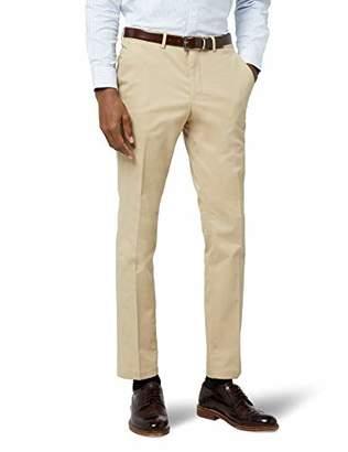 Selected Men's Shdslim-mathcot Sand Trouser STS Beige, ((Size: 34)