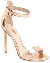 Topshop Women's 'Rita' Ankle Strap Sandal