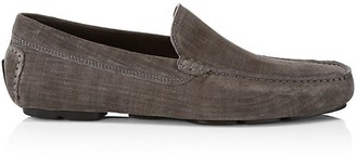To Boot Lewis Leather Driver Mocassins