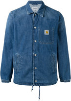 Carhartt single breasted denim jacket