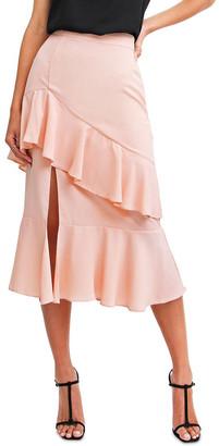 Belle & Bloom Heart Strings Tiered Skirt
