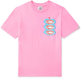 Billionaire Boys Club Logo-Print Cotton-Jersey T-Shirt