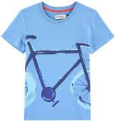Jean Bourget Printed T-shirt