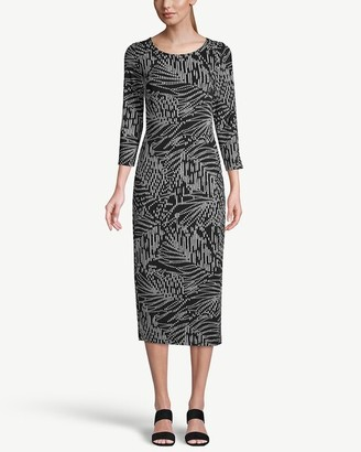 Travelers Classic Animal-Print Dress