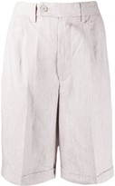 Dondup pleated bermuda shorts