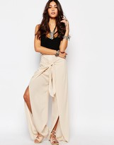 LIRA Vacation Pants With Tie Front