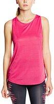 New Look Women's Jacquard Stripe Sports Top