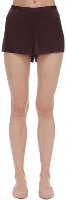 La Perla Silk Shorts