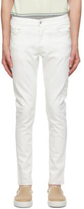 Tiger of Sweden White Evolve Jeans