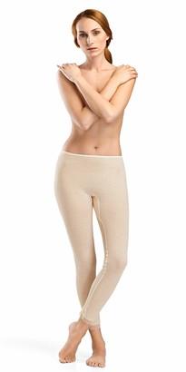 Hanro Women's Woolen Lace Legging