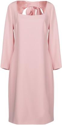 Moschino Knee-length dresses - Item 34886820XO