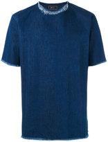 Paura denim 'Carmine' T-shirt - men - Cotton - M