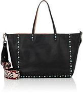 Valentino Women's Rockstud Reversible Medium Tote Bag-Black