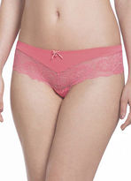Jockey Womens Floral Lace Hipster