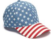 David & Young Blue Americana Baseball Hat