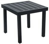 "Threshold Ft Walton 20"" Steel Slat Side Table"