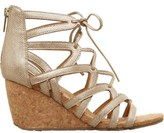 Kenneth Cole Reaction Women's Cake Pop Wedge Sandal.